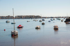 Estuary in to the River Teign Royalty Free Stock Photography