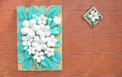 Estuco de la flor Imagen de archivo