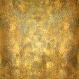 Estuco de oro Imagenes de archivo