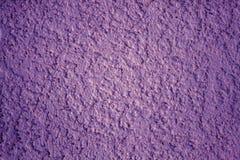 Estuco púrpura Imagen de archivo