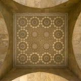 Estuco y mosaico árabes Fotografía de archivo libre de regalías