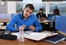 Estudante Fotografia de Stock Royalty Free