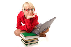 Estudante Fotografia de Stock