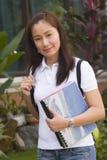 Estudante ao ar livre Foto de Stock Royalty Free