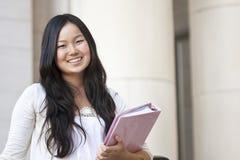 Estudante asiático