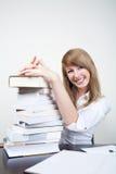 Estudante bem sucedido Imagens de Stock