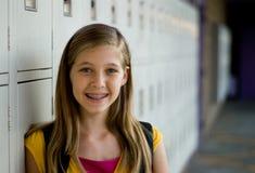 Estudante bonito Foto de Stock Royalty Free