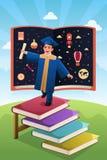 Estudante da graduação Imagens de Stock Royalty Free