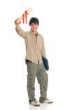 Estudante do menino do adolescente Imagem de Stock