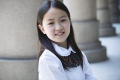 Estudante elementar asiática fotos de stock
