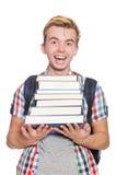 Estudante engraçado Fotografia de Stock