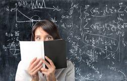 Estudante fêmea Fotografia de Stock