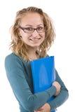 Estudante fêmea fotos de stock