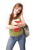 Estudante feliz Fotografia de Stock Royalty Free