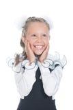 Estudante feliz Fotografia de Stock