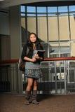 Estudante filipino imagem de stock royalty free