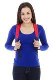 Estudante fêmea novo Imagem de Stock Royalty Free