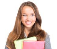Estudante Girl Portrait Imagem de Stock Royalty Free
