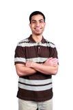 Estudante indiano novo. Fotografia de Stock