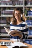 Estudante inteligente foto de stock royalty free