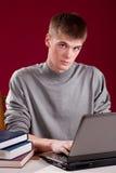 Estudante novo considerável Imagem de Stock
