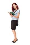 Estudante novo esperto. Fotos de Stock