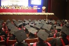 Estudante Success Learning Concept da gradua??o da educa??o da celebra??o foto de stock