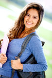 Estudante universitário Foto de Stock Royalty Free