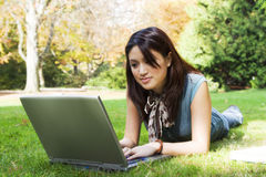 Estudante universitário Imagens de Stock Royalty Free