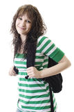 Estudante universitário Imagens de Stock