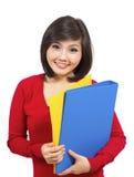Estudante universitário consideravelmente novo Foto de Stock