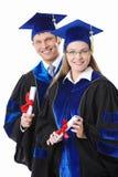 Estudantes Fotografia de Stock Royalty Free
