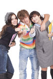 Estudantes adolescentes Imagem de Stock