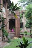 Estudantes fêmeas em Paquistão Imagem de Stock Royalty Free