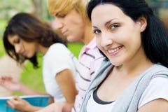 Estudantes novos Foto de Stock