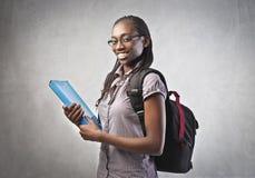 Estudiante Imagen de archivo libre de regalías