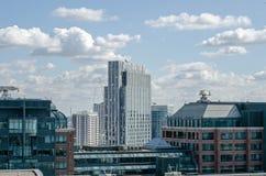 Estudiante Accommodation Tower, Londres Imagen de archivo