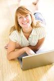 Estudiante acertado Imagen de archivo