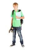 Estudiante adolescente Imagen de archivo libre de regalías