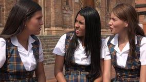 Estudiante adolescente confuso Imagen de archivo