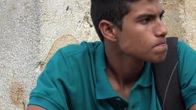 Estudiante adolescente Upset And Irate Imagen de archivo