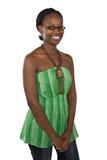 Estudiante africano Fotografía de archivo libre de regalías
