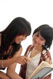Estudiante asiático fotos de archivo