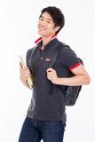 Estudiante asiático joven Imagen de archivo libre de regalías