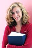 Estudiante de la High School bastante secundaria Fotografía de archivo libre de regalías