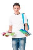 Estudiante de la universidad o de la universidad Fotografía de archivo libre de regalías