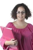 Estudiante de mujer Imagen de archivo
