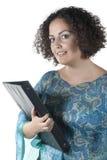 Estudiante de mujer Imágenes de archivo libres de regalías