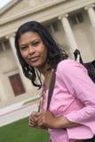 Estudiante de mujer Foto de archivo libre de regalías