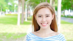 Estudiante de mujer de la belleza fotos de archivo libres de regalías